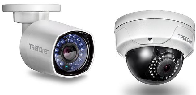 Ver noticia 'TRENDnet lanza nuevas cámaras IP con soporte HTML5'