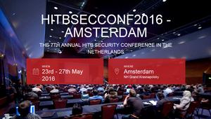Conoce las conferencias de seguridad informática de Hack In The Box 2016