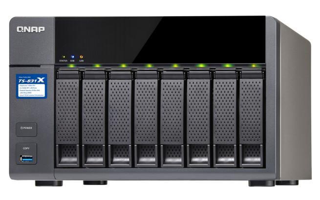 QNAP TS-831X