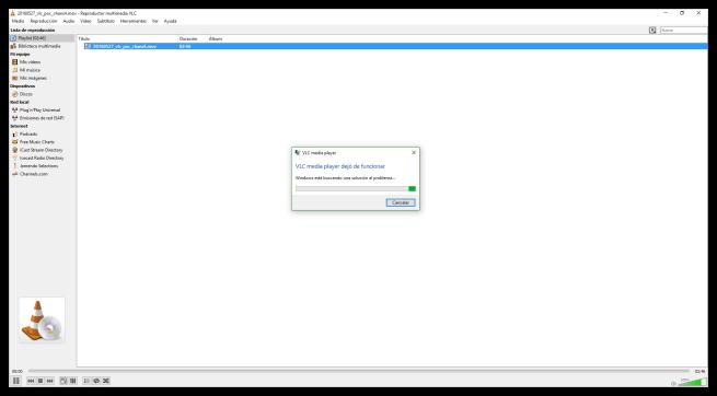Vulnerabilidad DoS VLC