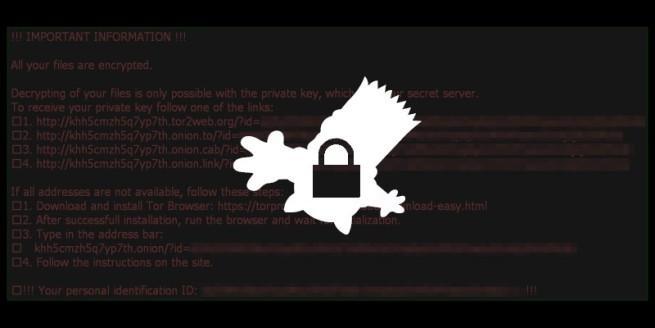 bart ransomware comienza a afectar a usuarios