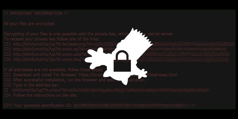 bart ransomware