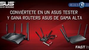 ASUS Tester Networking Fase 2: Participa en este proyecto y gana routers de gama alta del fabricante