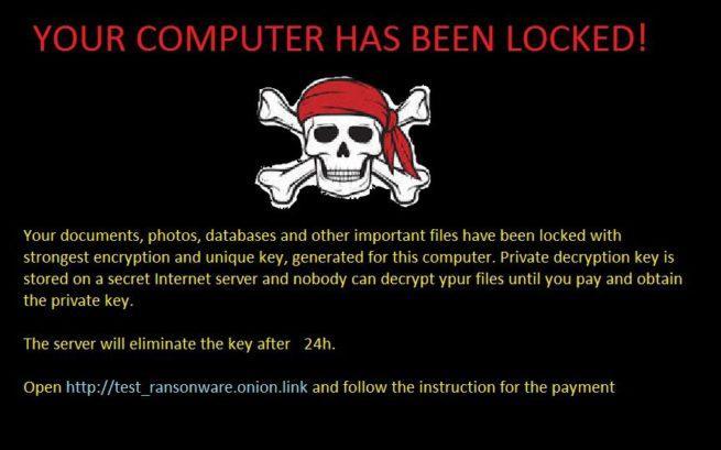HolyCrypt - Ransomware escritorio en Python