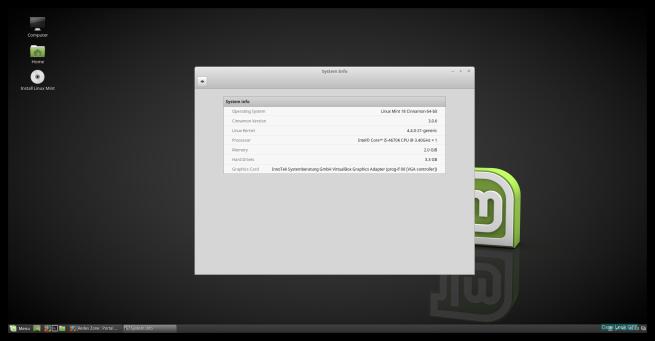 Linux Mint 18 Sarah