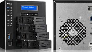 Thecus N4810 es el nuevo servidor NAS de alto rendimiento con 4 bahías para discos duros