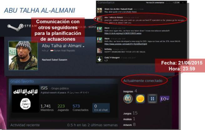 OSRFramework - Terrorista ISIS