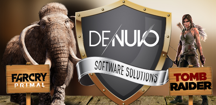 Denuvo Antipirateria
