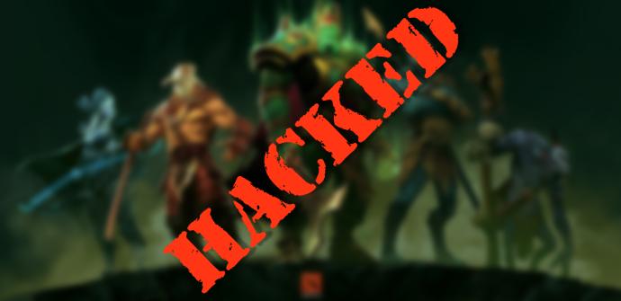 Dota 2 Hacked