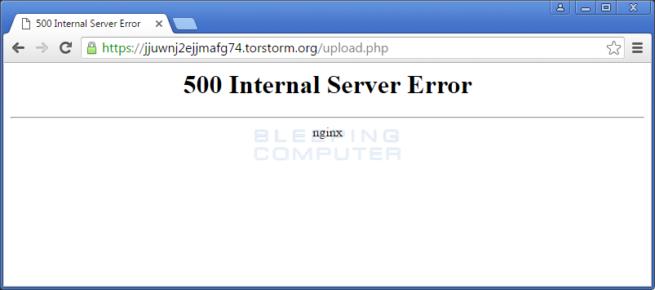 Error recuperar datos ransomware Alma Locker