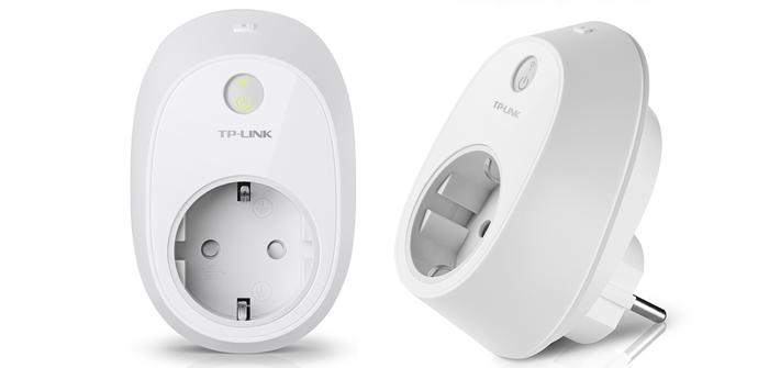 Ver noticia 'El mejor Smart Plug (enchufe inteligente) del año 2016 es el TP-Link HS110'
