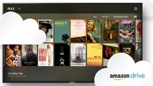 Plex Cloud ya se encuentra disponible y es compatible con Amazon Drive
