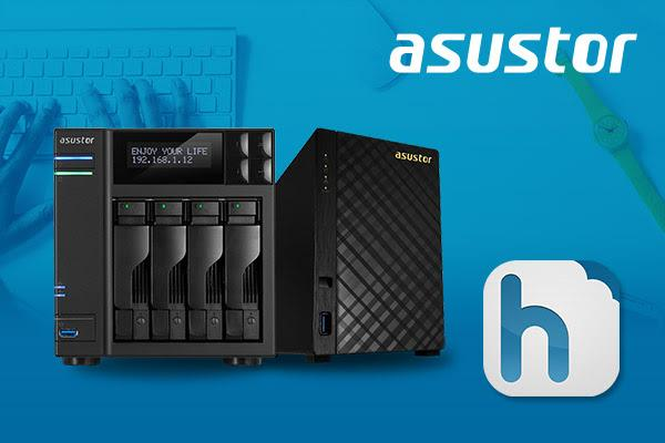 asustor hubiC Cloud Storage