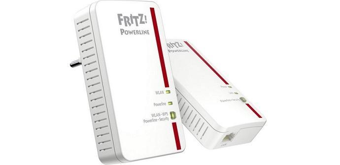 FRITZ!Powerline 1240E opinion unboxing de este PLC