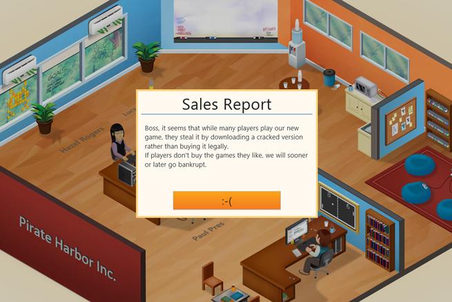 Game Dev Tycoon Sales