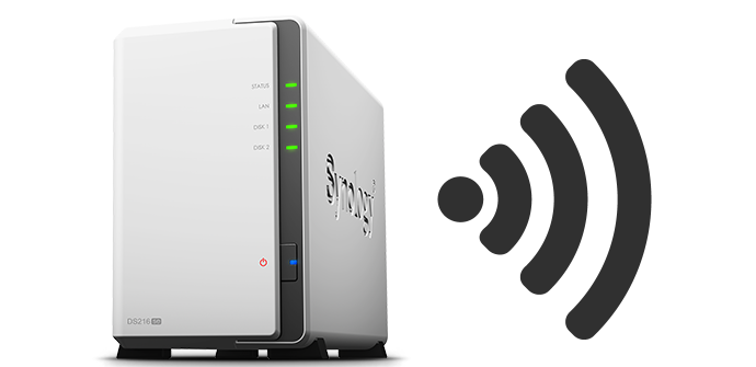NAS Synology Wi-Fi