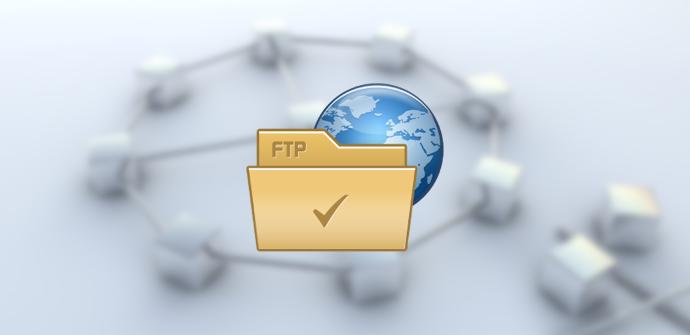 Servidor FTP en red