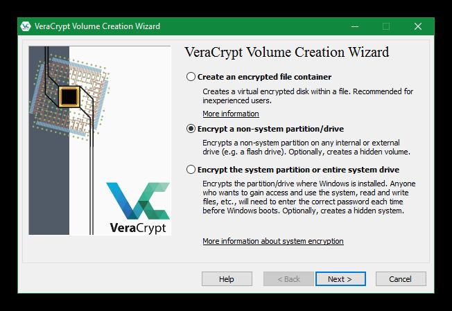 VeraCrypt - Cifrar memorias USB