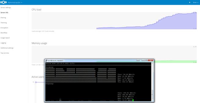 nextcloud_cliente_rendimiento_local