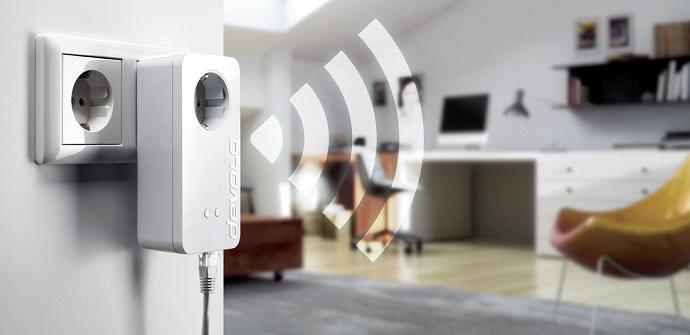 unboxing de los PLC devolo dLAN 550+ WiFi