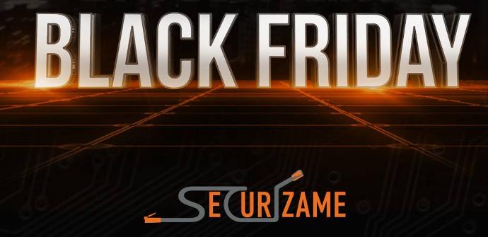 Black Friday Securízame.