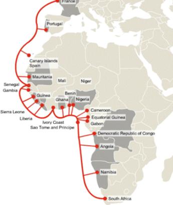 Cable Internet Liberia Mirai DDoS