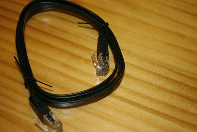 Cable de red Ethernet plano del router D-Link DIR-869 EXO AC1750