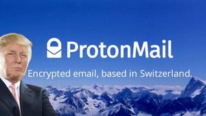 La victoria de Trump duplica el número de usuarios en ProtonMail