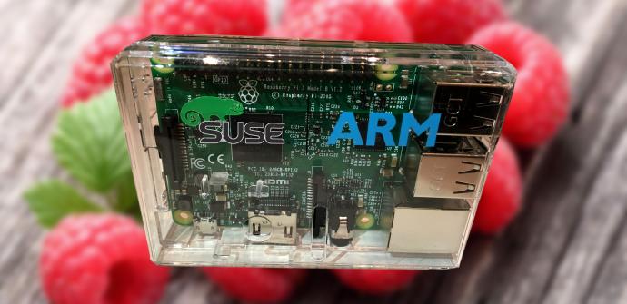 Raspberry Pi SUSE Linux