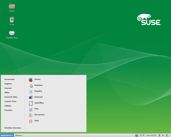 SUSE LINUX ENTERPRISE SERVER