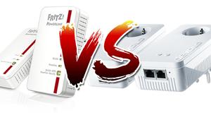 Comparativa FRITZ!Powerline 1240E vs devolo dLAN1200+ WiFi AC: Tecnología alemana frente a frente