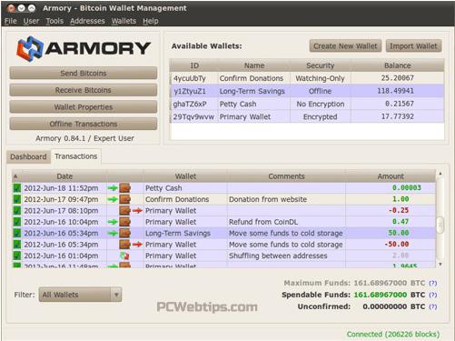 5-armory-mejor-bitcoin
