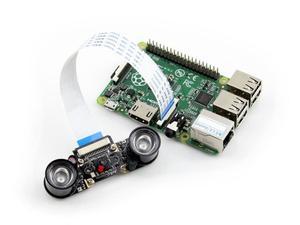 Camara nocturna Raspberry Pi