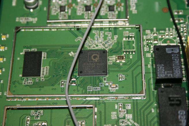 CPU principal y memoria RAM del router D-Link DIR-869
