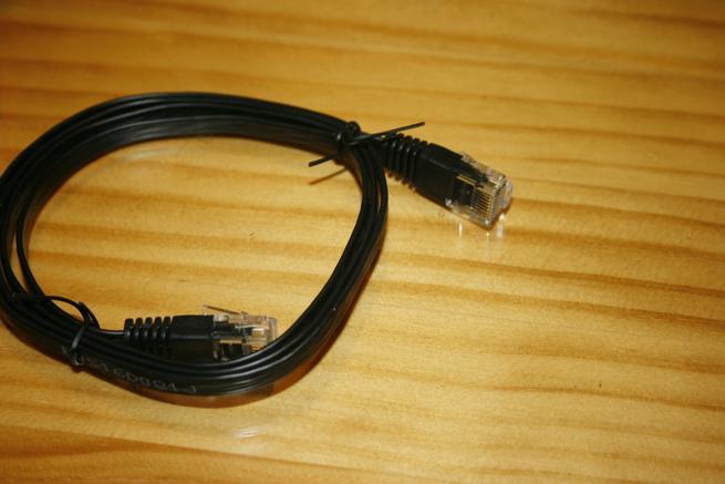 Cable de red plano del router D-Link DIR-879 EXO AC1900