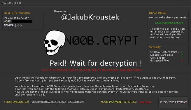 NoobCrypt