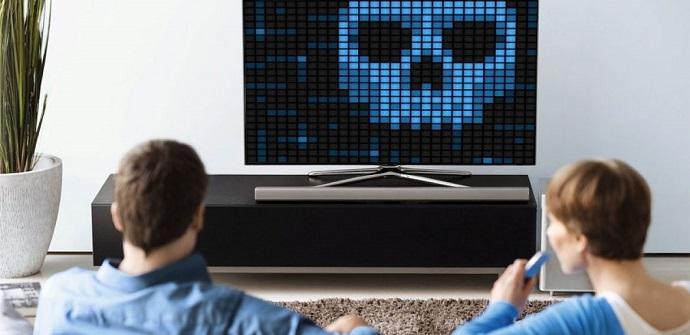 smart tv de lg afectadas por un ransomware