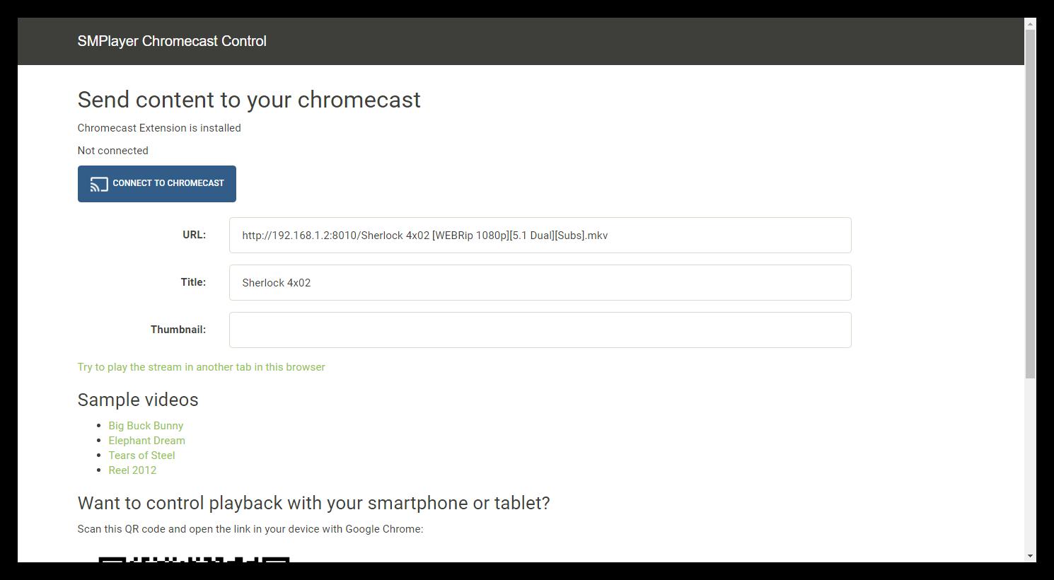 SMPlayer, una alternativa a VLC compatible con Chromecast