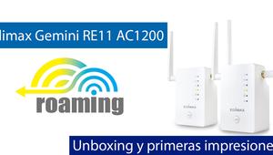 Conoce el Edimax Gemini RE11S en vídeo, la solución Wi-Fi Mesh de este fabricante
