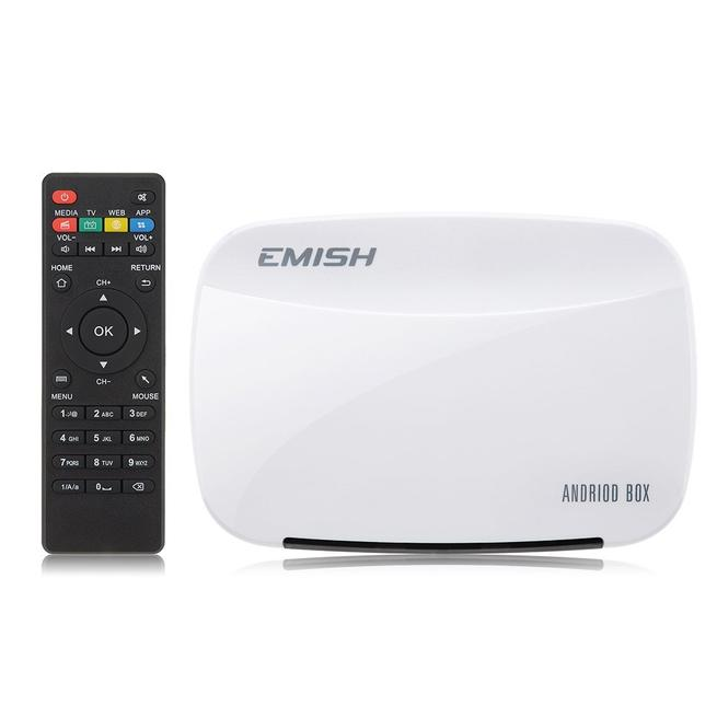 Emish Android Box reproductor multimedia