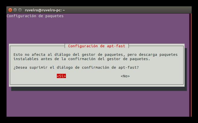 apt-fast instalacion