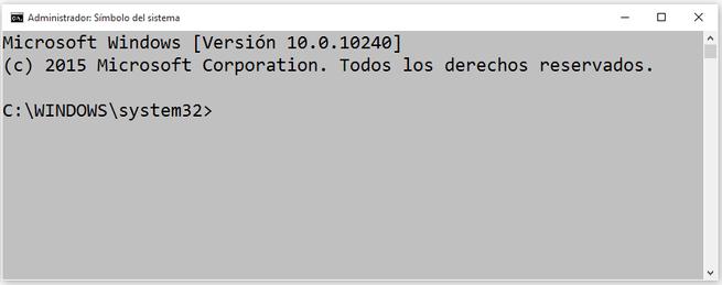 Cómo activar y configurar BitLocker a través del símbolo del
