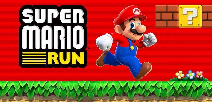super mario run llega a android como un virus