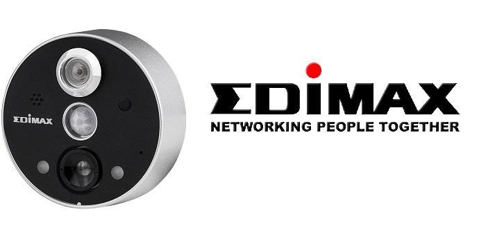 unboxing edimax IC-6220DC