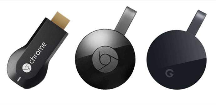 3 Chromecast