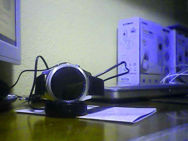 Captura tomada con la cámara IP Edimax IC-3210W