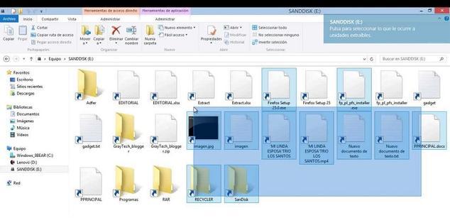 Shortcut Scanner malware accesos directos