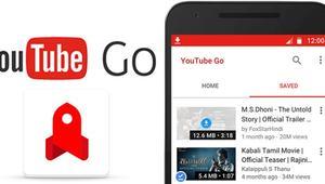 Youtube Go, una versión lite de la app del portal de vídeos llega a Android