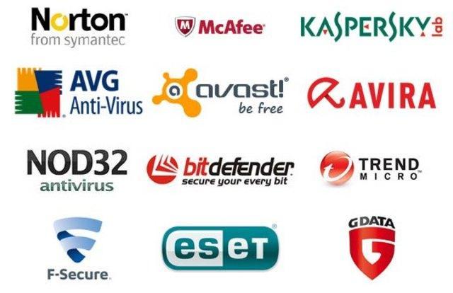 anti-virus-logos