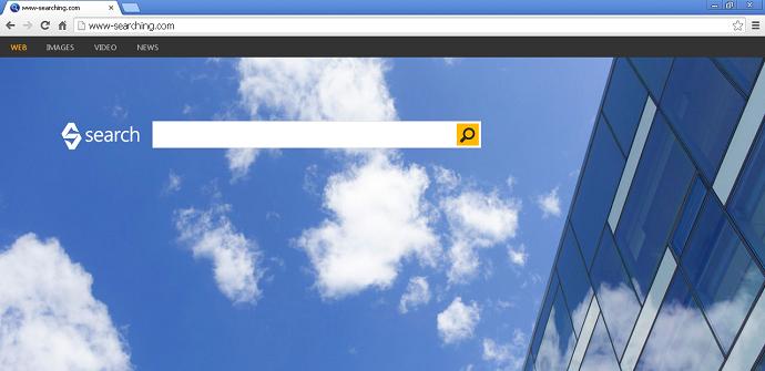 www-searching.com y como eliminar este virus